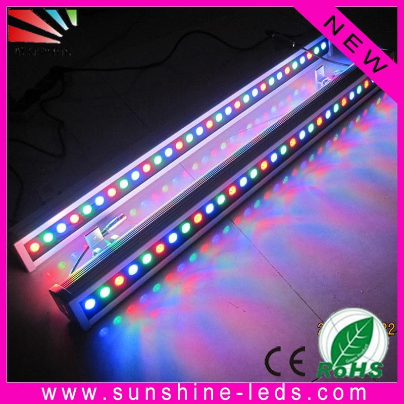 LED RGBWA Outdoor Landscape Light/Wall Washer Lamp /Landscape Light