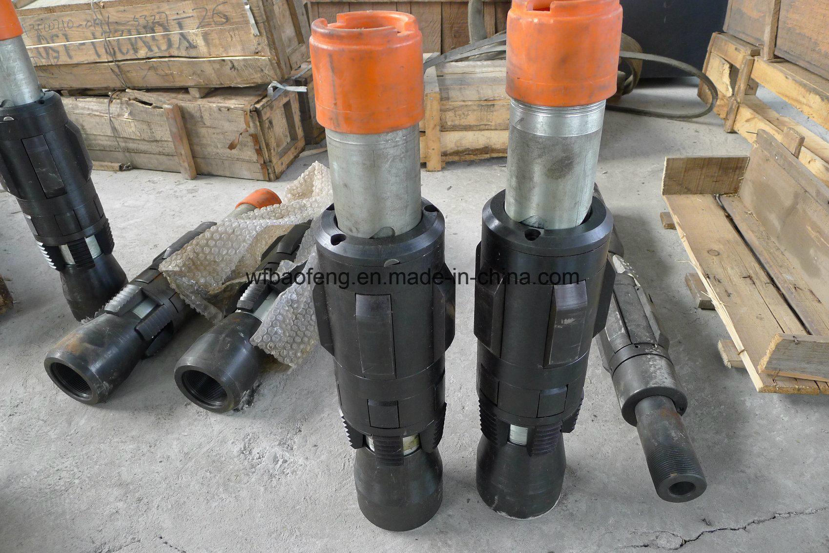 """7"""" Casing Coalbed Methane Screw Oil Pump Tubing Torque Anchor 5 3/4"""""""