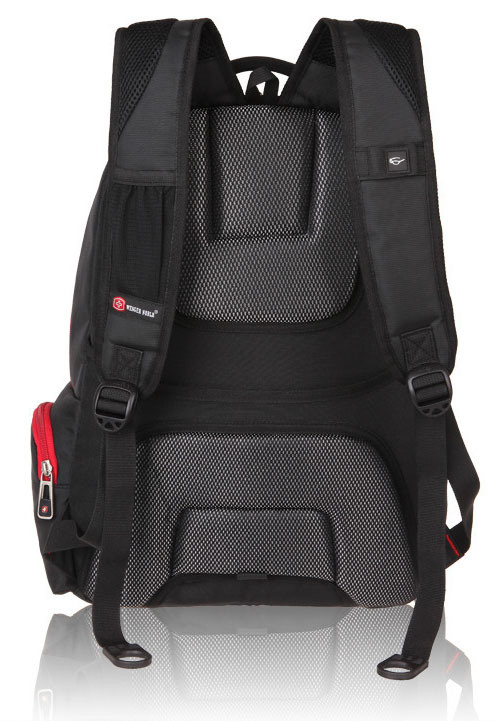 Modern and Leisure Design School Laptop Backpack on Promotion