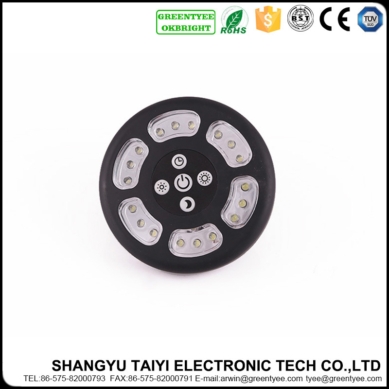 Hanging Hook Small Battery Operated LED Ceiling Working Light