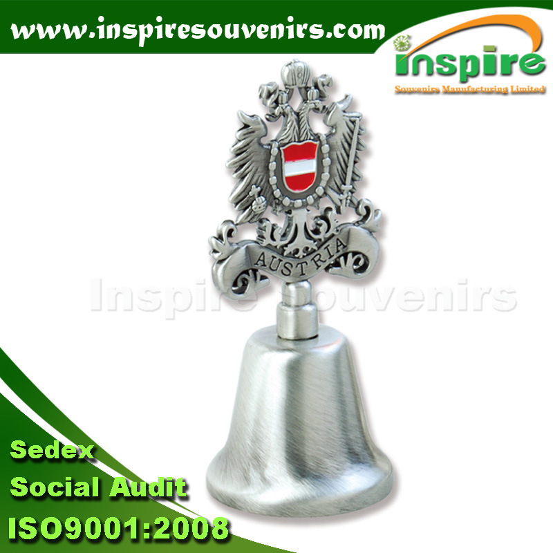 Embossed Dinner Bell for Austria Market (dB706)