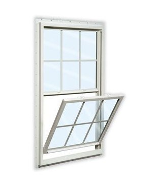 UPVC Single Hung Window