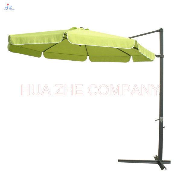 Hz-Um70 10ft Banana Umbrella Garden Umbrella Parasol Outdoor Umbrella