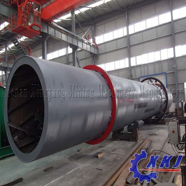 Rotary Dryer for Bauxite Lignite Rotary Dryer Coal Slime Rotary Dryer