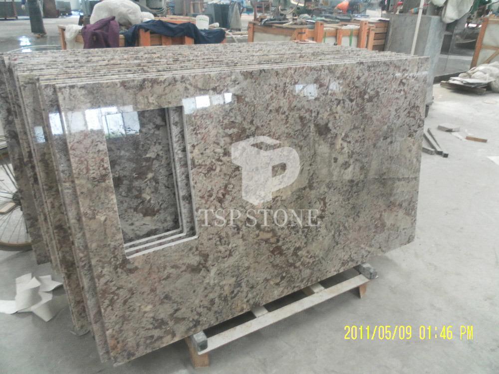Wave Sand Granite Countertop Slab China Wave Sand Raw Slab