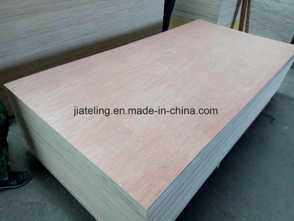Okoume Plywood /Bintangor Plywood for Furniture