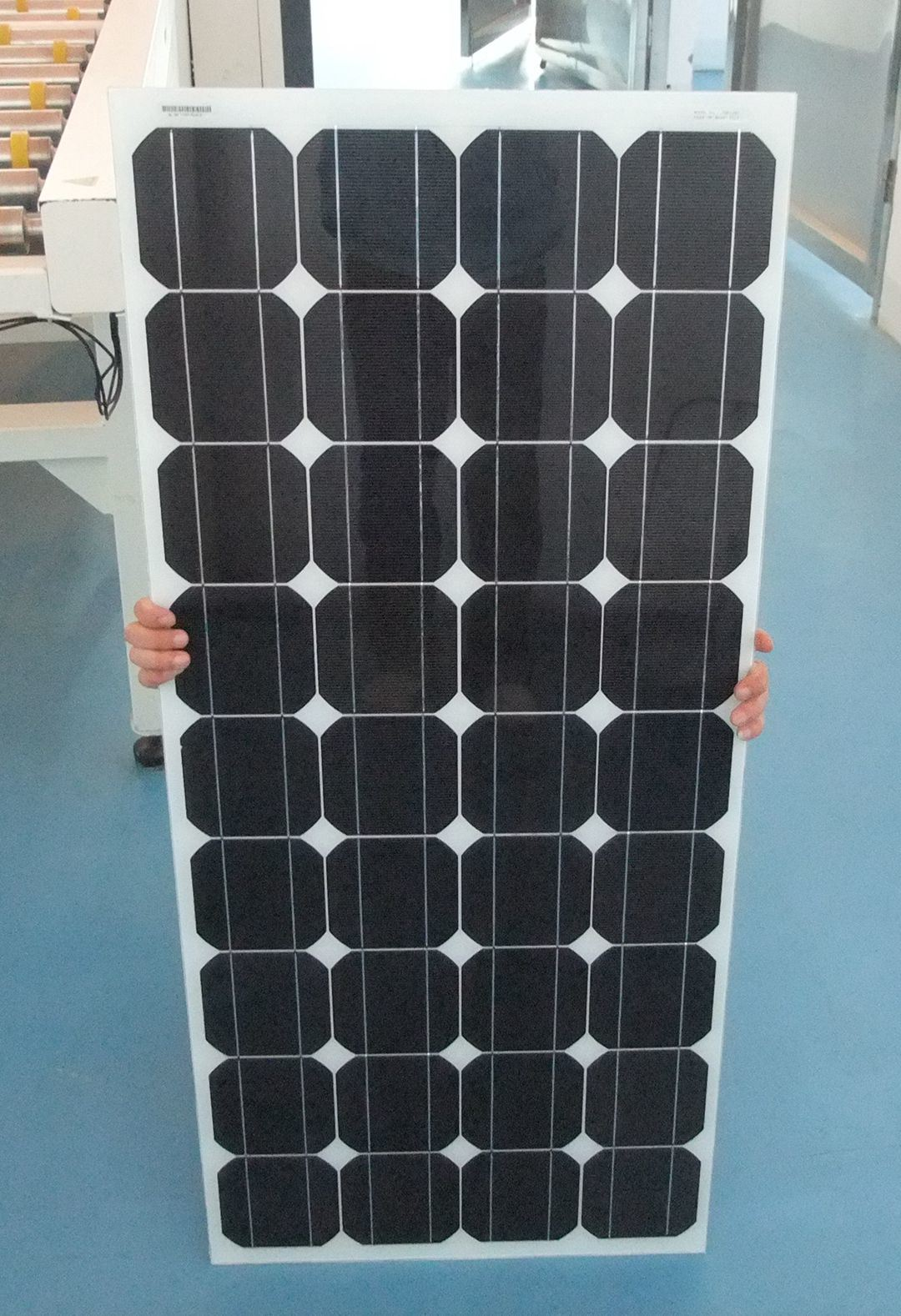 160W Mono PV Solar Power Panel Wtih TUV ISO