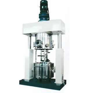 Dual Planetary Mixer Vacuum Mixer Planet Mixing Machine