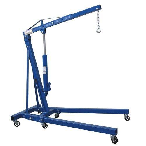 2ton Folding Shop Crane (J1002Z-75)