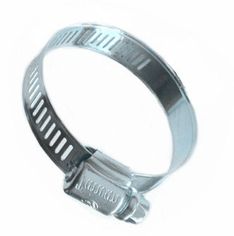 Small Galvanized Carbon Steel Pipe Clamp