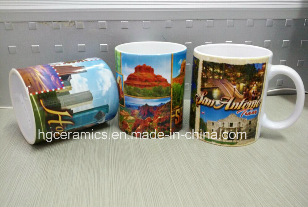 Sublimation Mug, 11oz Sublimation Coated Ceramic Mug