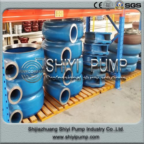 Mill Discharge Volute Type Metal Material Water Treatment Slurry Centrifugal Pump