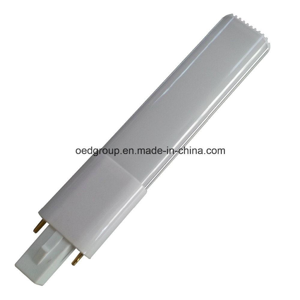 6W 8W G23 Gx23 PLC 2 Pin LED Lamp G23 LED Pl Light From China Supplier