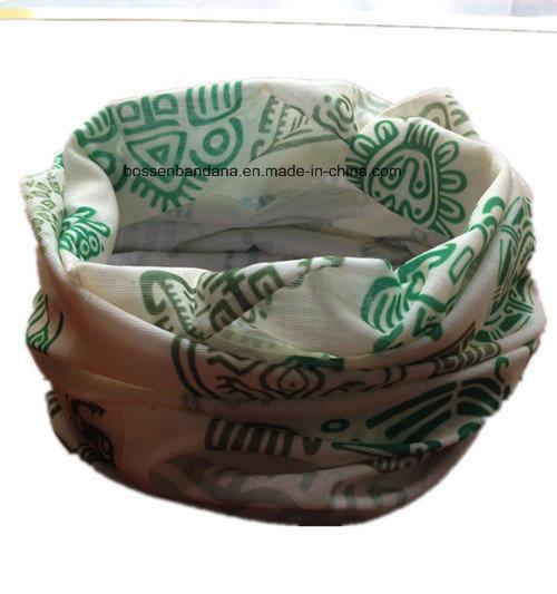 OEM Produce Customized Design Printed Cheap Promotional Multifunctional Neck Tube Headwear