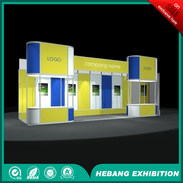 Creative Exhibition Stand Design/Booth Stand Designs/Custom Designed Exhibition Stands