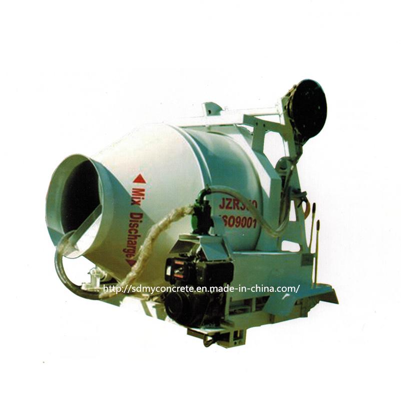 Jzr350 Quality Portable Concrete Mixer for Sale