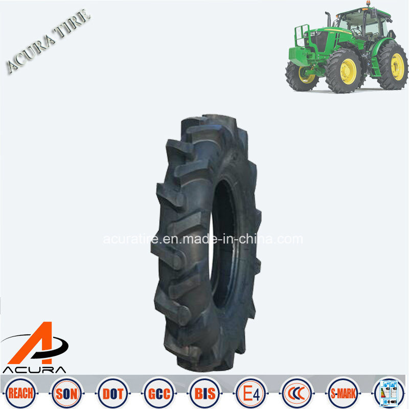 11.2-24 R2 Pattern Good Quality Agricultural Tractor Rice Paddy Filed Tire