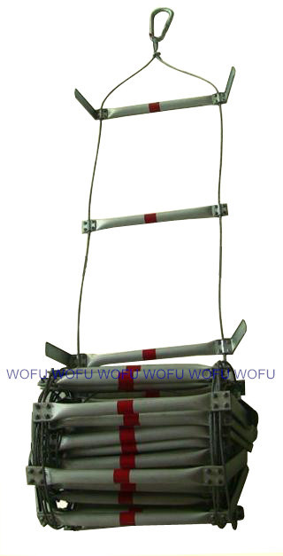 Stainless Steel Fire Escape Ladder