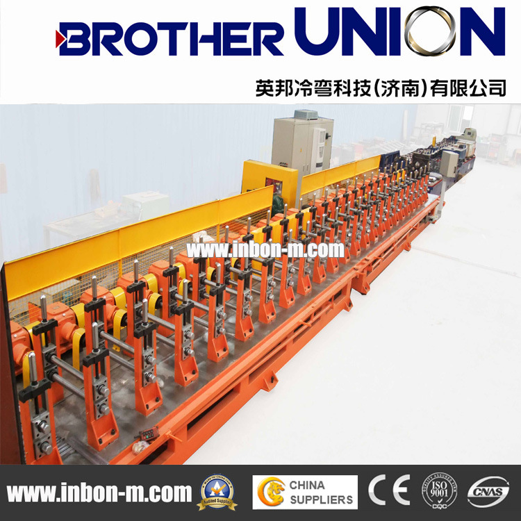 Autocar Carriage Plate Roll Forming Machine