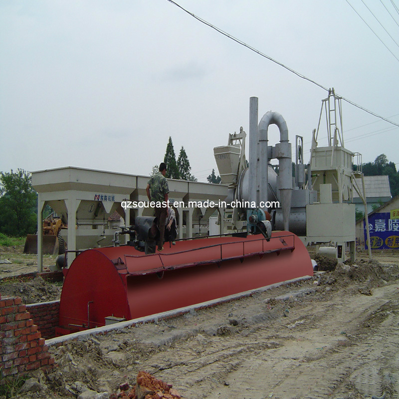 Mobile Asphalt Batching Plant (QLB15-40)