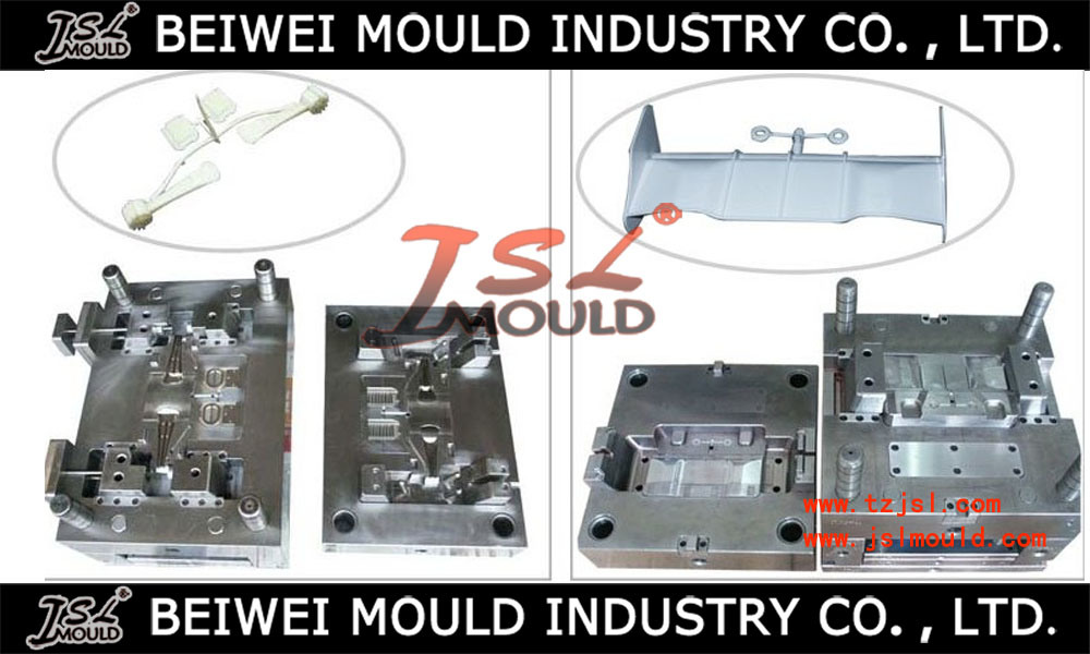 Plastic Injection Molding Service in China