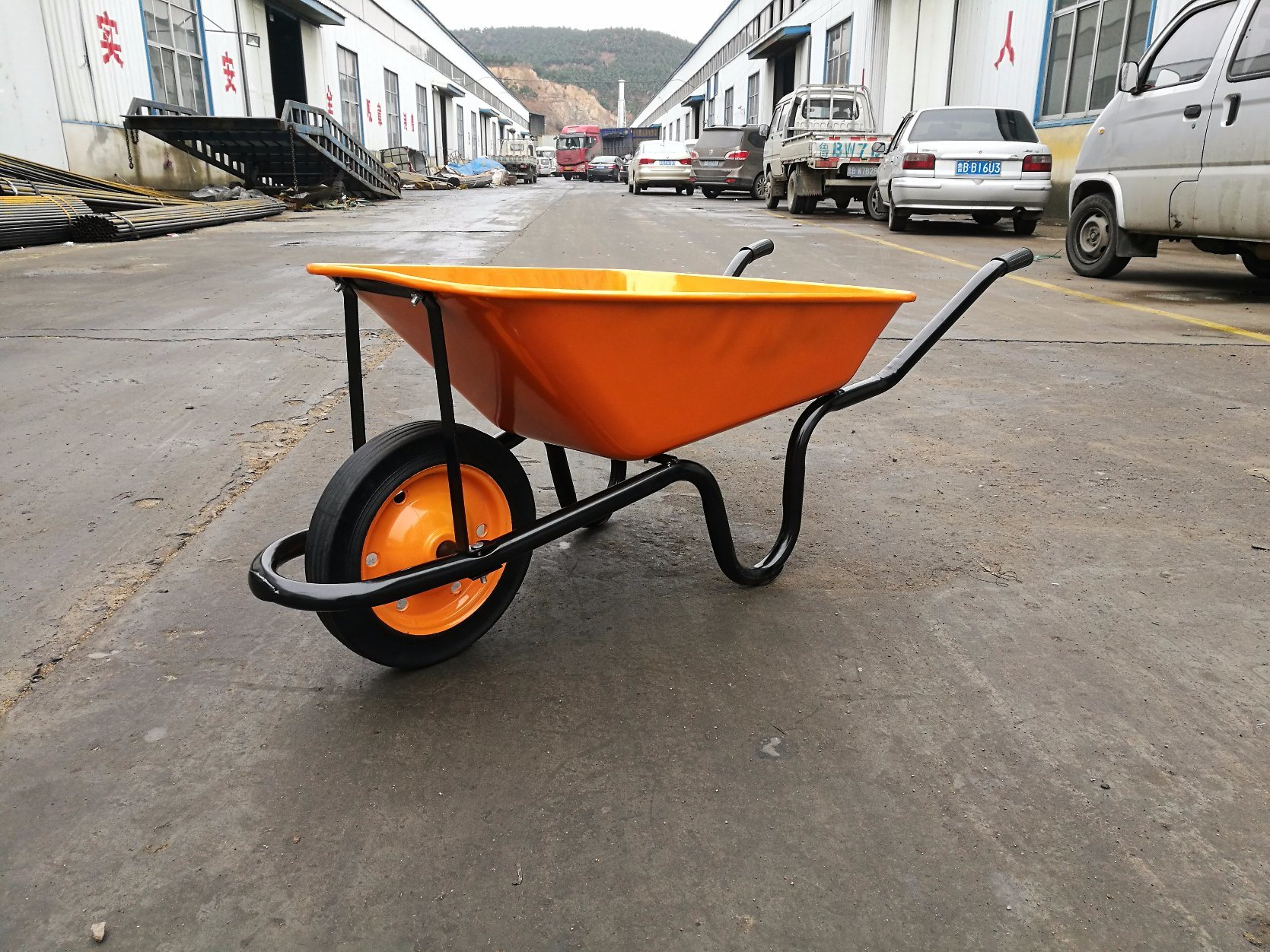 South Africa Market Wheel Barrow (WB3800)