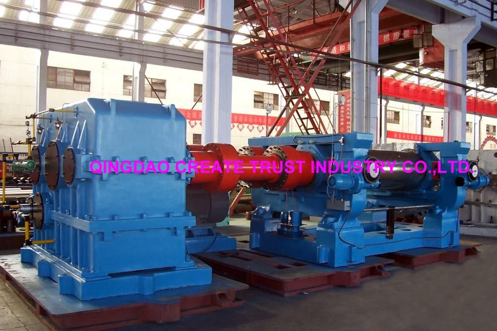 High Technology Rubber Mixing Mill with CE ISO9001 Certification
