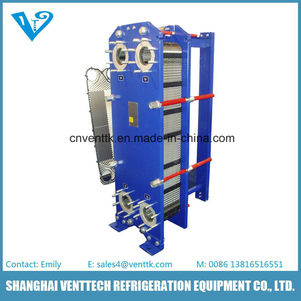 Gasketed Titanium Plate Heat Exchanger for Seawater pictures & photos