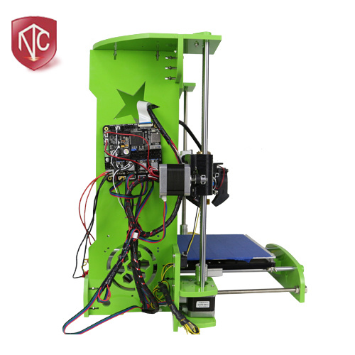 New Product at Office and Family 3D Machine Printer for Education and Design