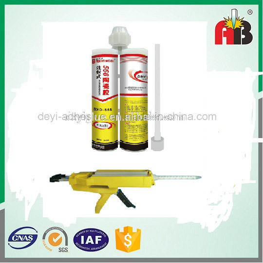 Dy-E568 Two-Component Ceramic Adhesive