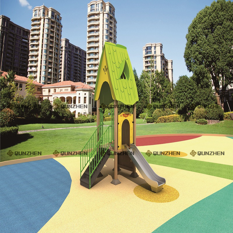 China Gold Supplier Special Design Outdoor Playground
