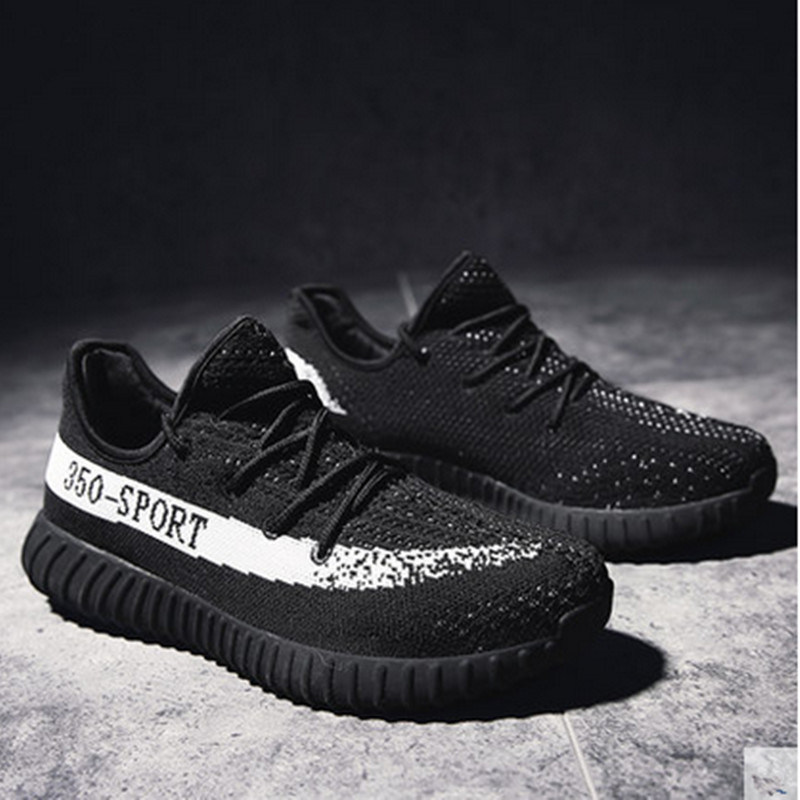 2017 New Custom Casual Shoes, Breathable Aflyknit Sport Shoes, Style No.: Running Shoes-Yeezy001, Zapatos