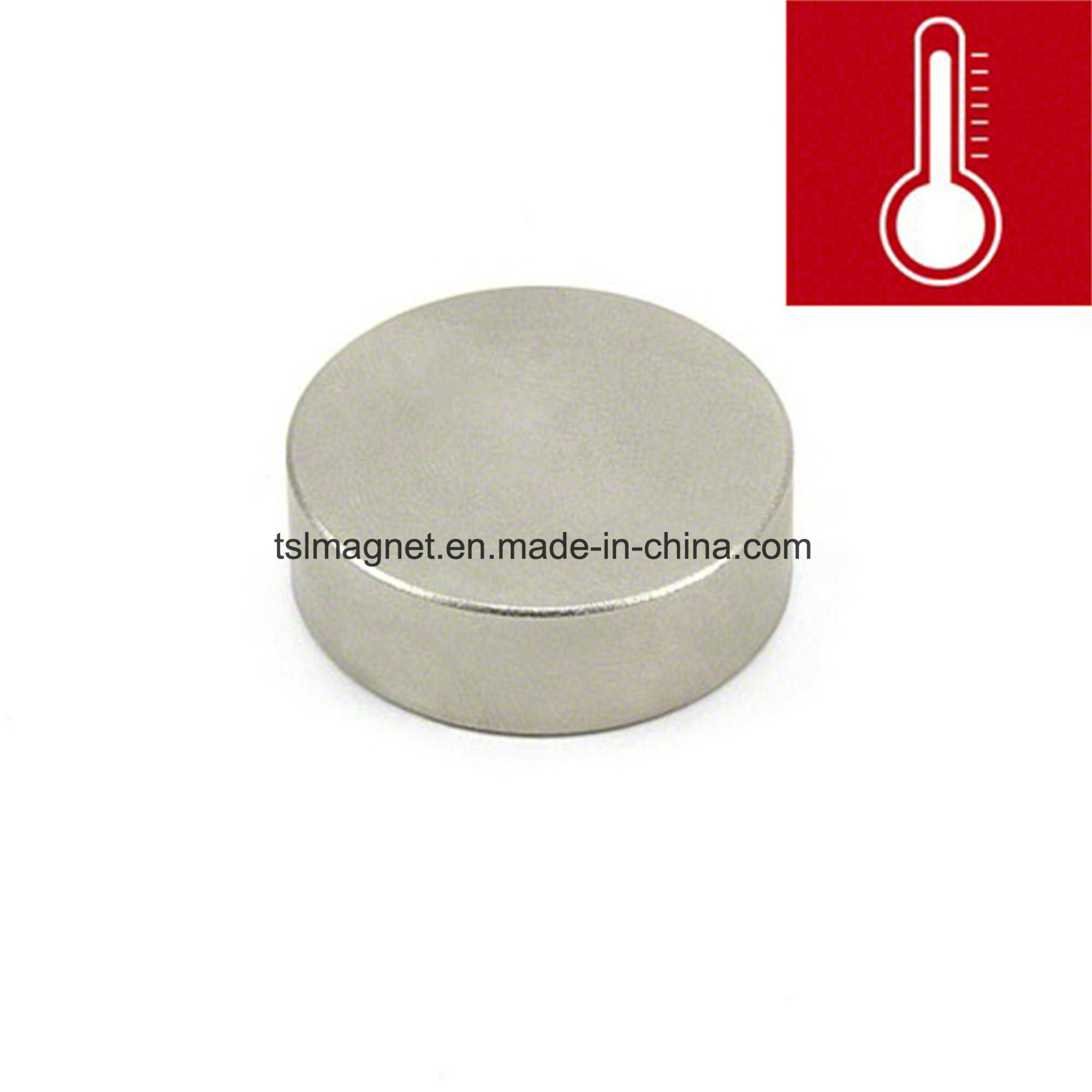 High Performance Sintered Disc Permanent NdFeB Magnets