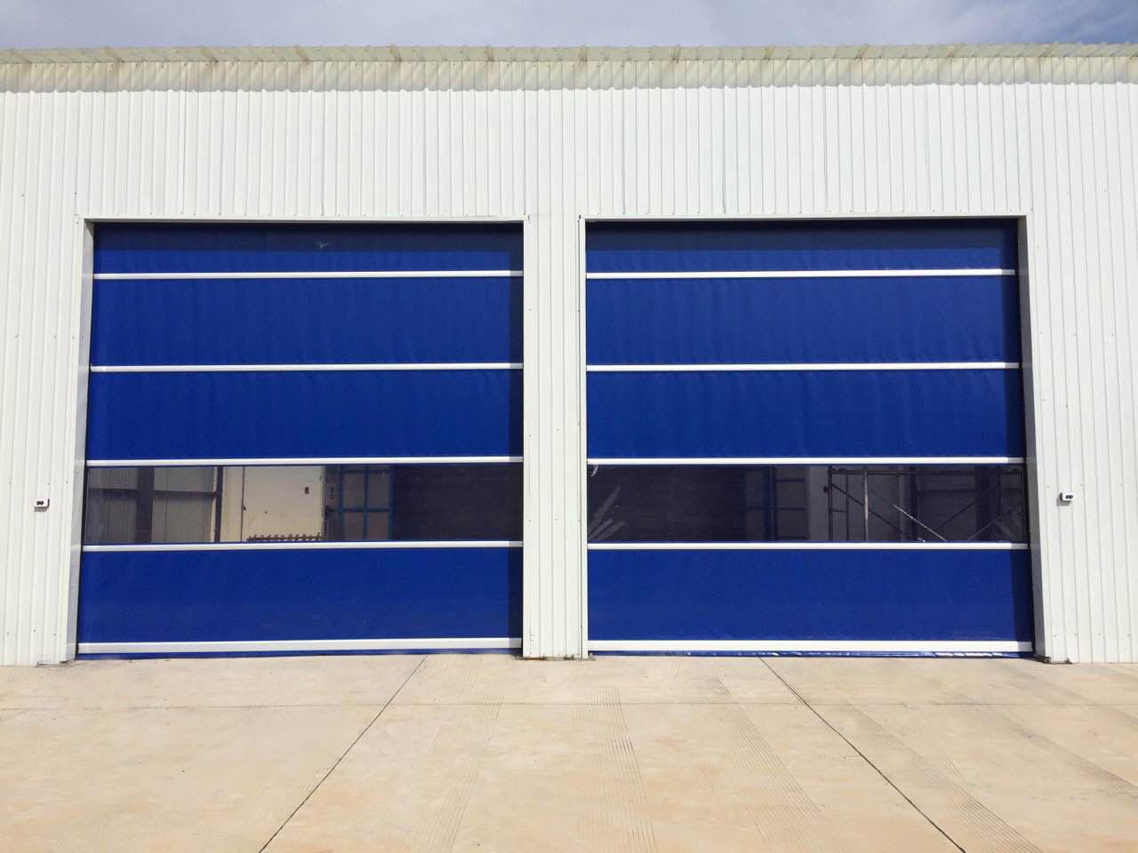 Aluminum Alloy Roller Shutter Door