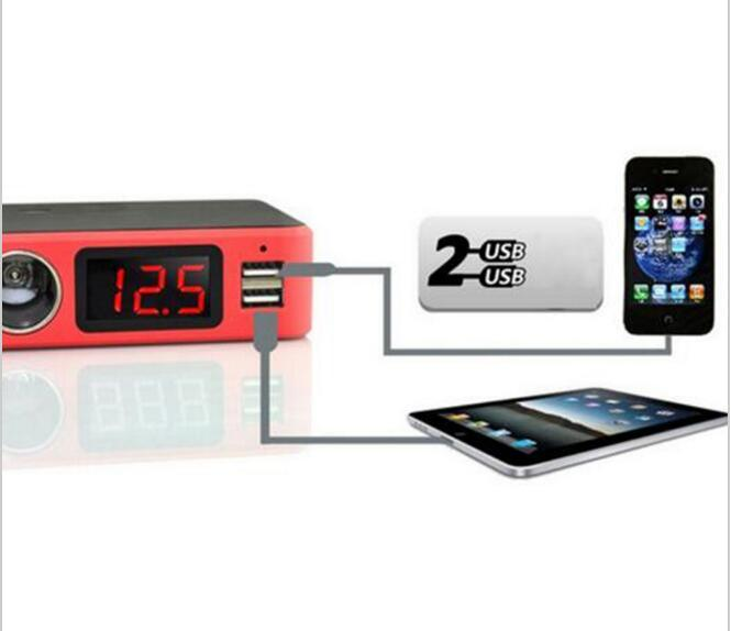 Hidden GPS Tracker with Cigarette Lighter and Car Charger Cable and Long Battery Life C20t with 2200mAh Li Battery