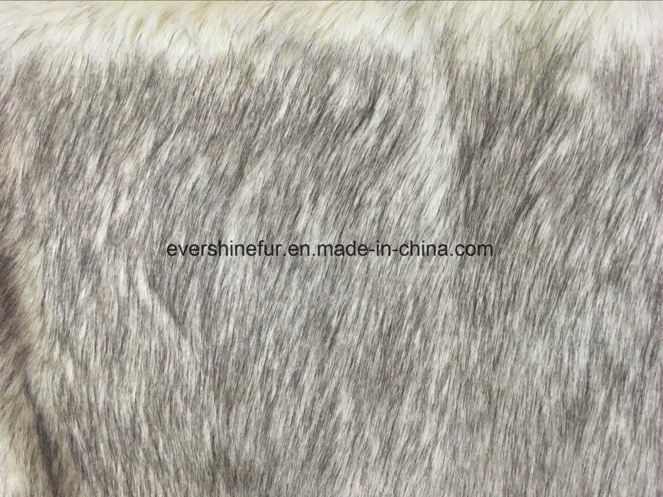 Mac Fur Hot High Pile Artificial Fur Faux Fur Long Pile Fur Fabric for Garment/Toy