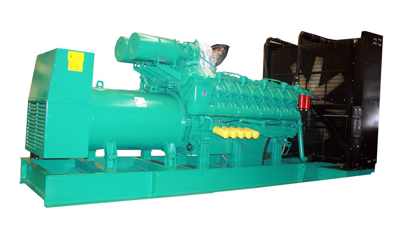 1MW-500MW Power Plant with Fuel Diesel Gas Dual Fuel Hfo