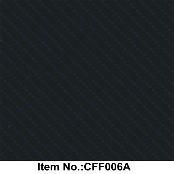 No. Cff006A Liquid Image 3D Cubic Transfer Printing Film