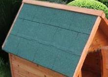Outdoor Garden Dog Wooden Kennel Pet House