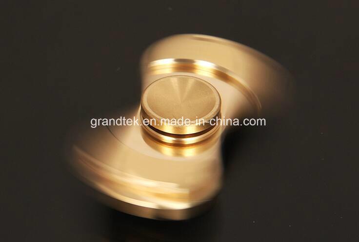 High Speed Aluminum Anxiety Relief Toys EDC Fidget Spinner