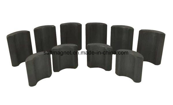 Ceramic Magnet for DC Motors