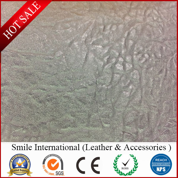 Semi-PU and PVC Artificial Leather for Shoes and Handbags