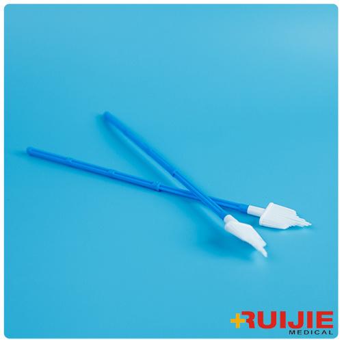 Disposable Medical Cyto Brush- Broom Top Brush
