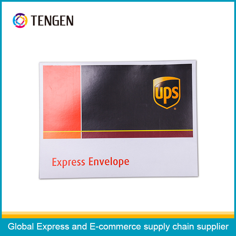 Cardboard Envelope with Customized Design Printing
