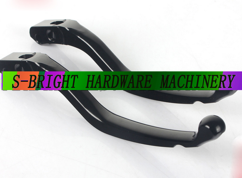 Motorcycle CNC Lever of New Design Type