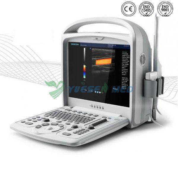 Medical 2D Portable Color Doppler Ultrasound System