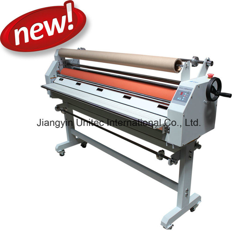 Popular Design Width Manual and Electric Cold Laminator LC-1400/1600