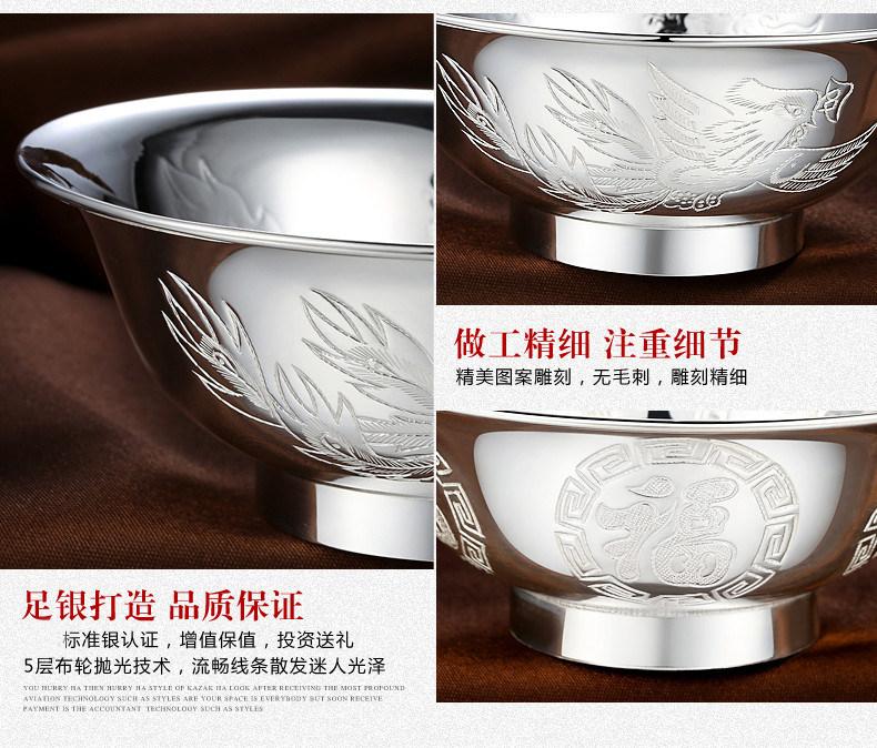 999 Silver Silver-Silver Spoon Silver Spoon and Silverware Set