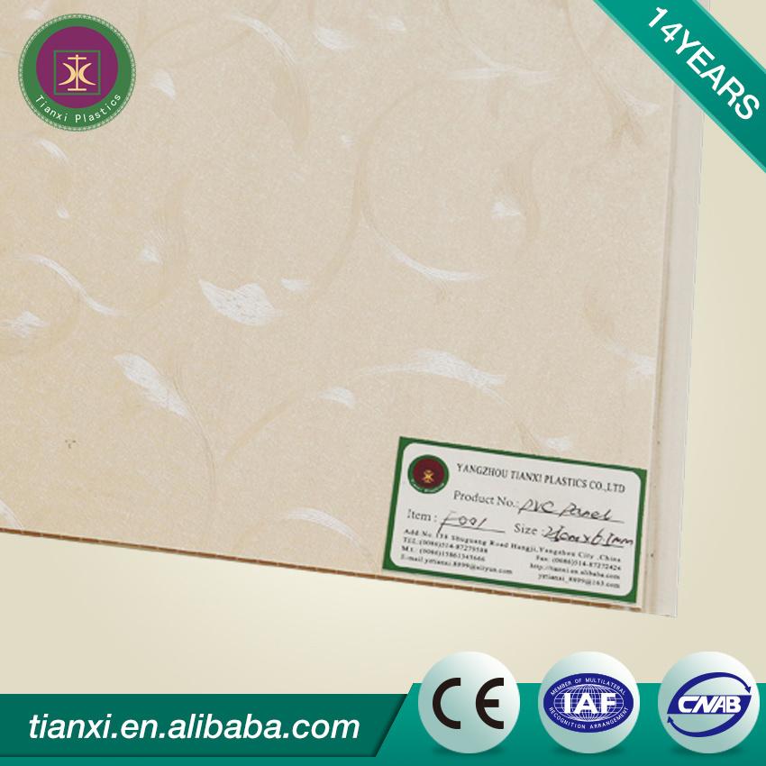High Quality Plastic Shower Ceiling Panel, Gypsum False Ceiling Price
