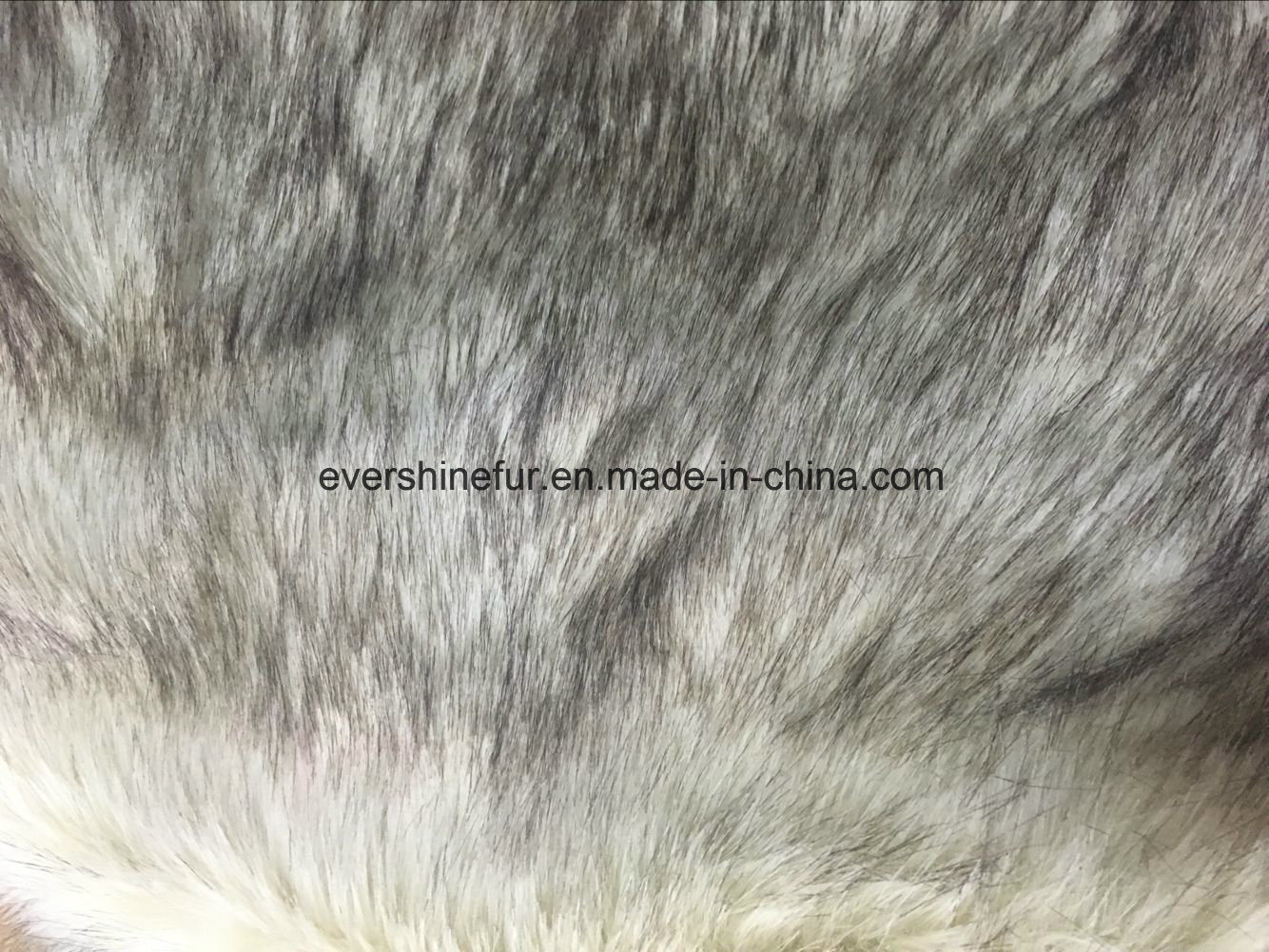 Mac Fur Hot High Pile Artificial Fur Faux Fur Long Pile Fur Fabric for Garment/Toy